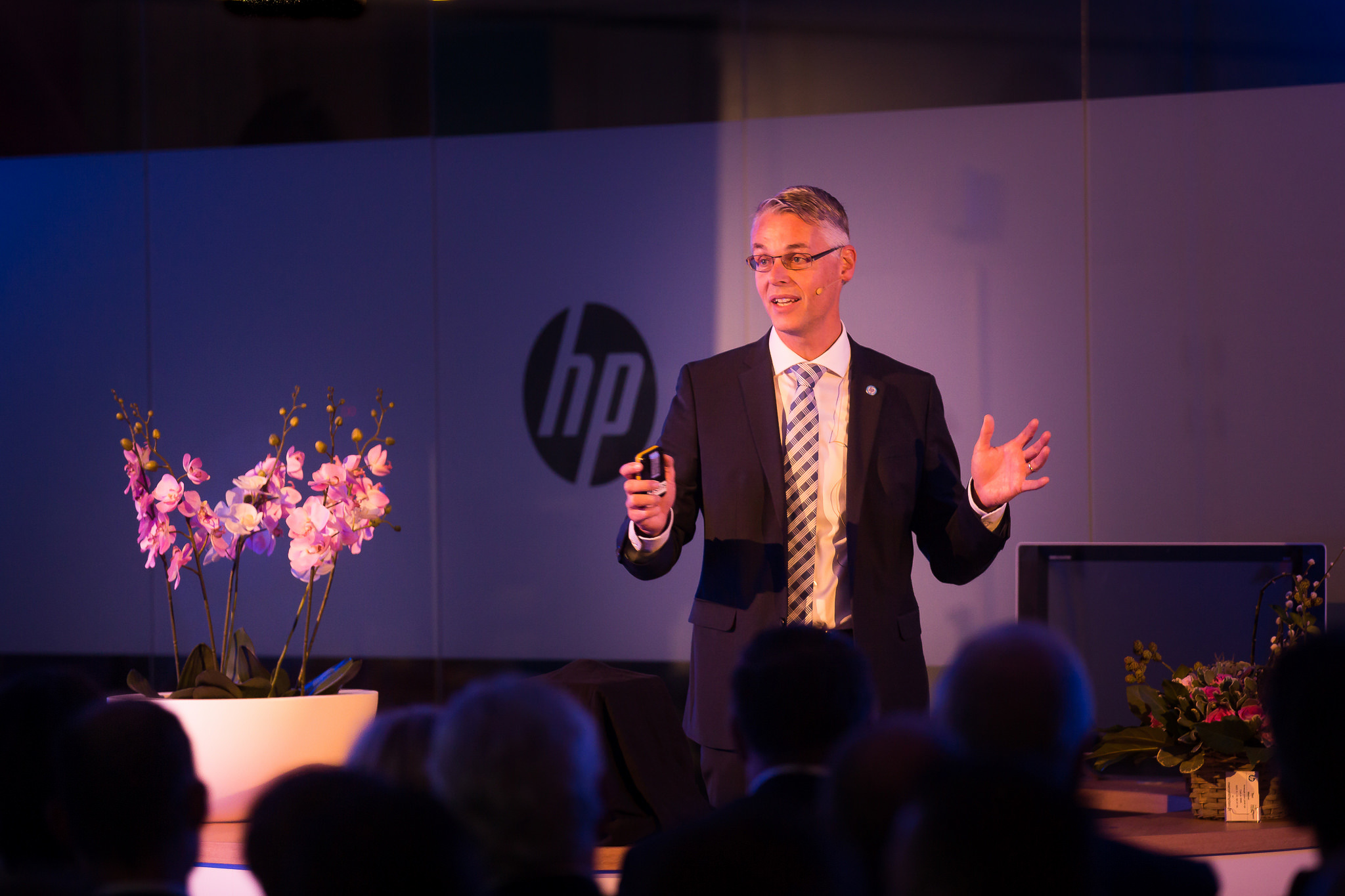 HP Business Event Photographer
