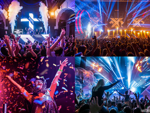 9 of my favorite photos from the Amsterdam Dance Event