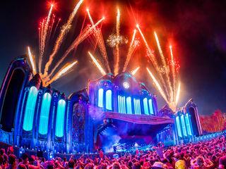 Tomorrowland Festival photographer