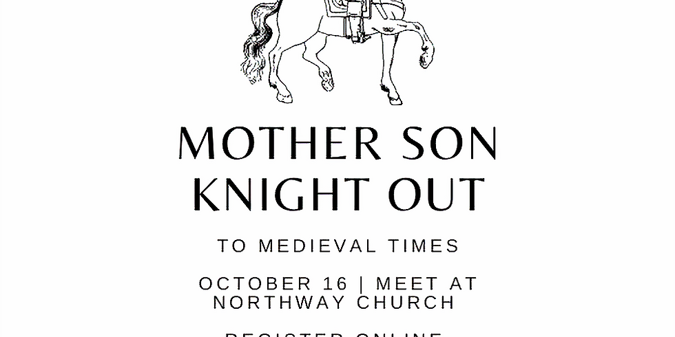 Mother Son Knight Out