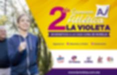 2da._Carrera_Atlética_La_Violeta_Convoca