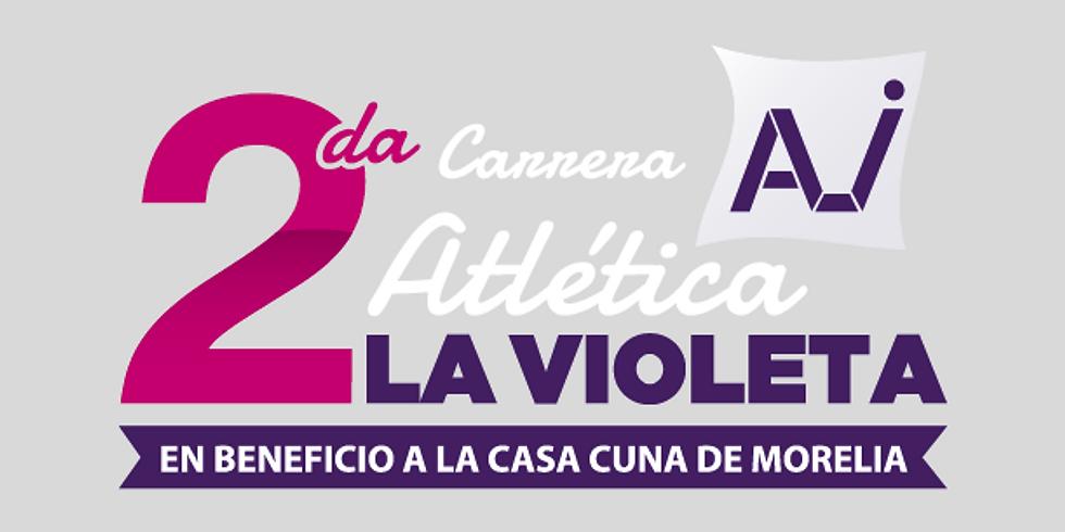 Carrera Atlética La Violeta 2019