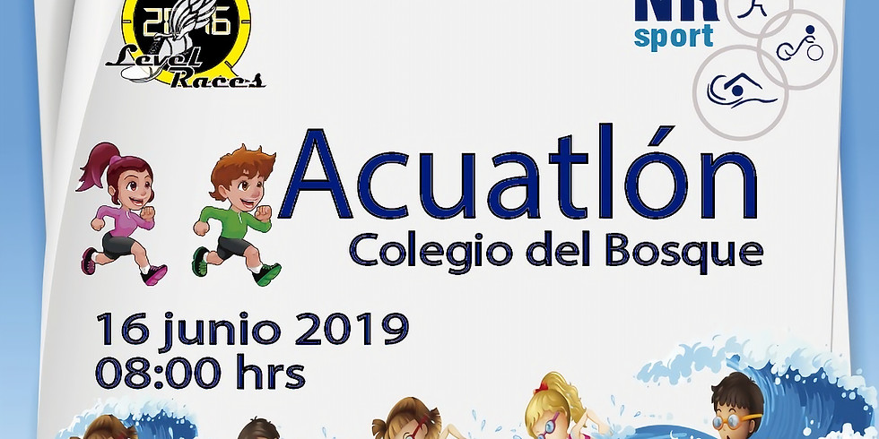 Acuatlón Colegio del Bosque