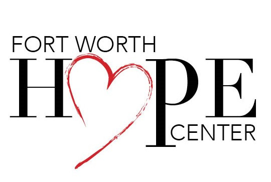 Fort Worth HOPE Center's New LOGO