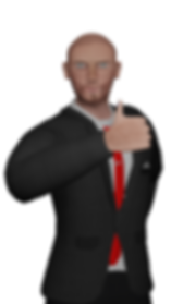 hugh thumbs up render thumbs up.png