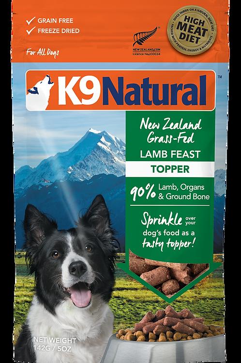 K9: Lamb Feast Topper