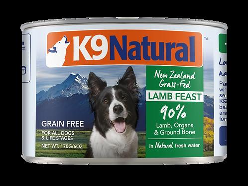 K9: Lamb Feast Can