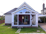 A Solid Roof Full Build with Bifolding Doors!