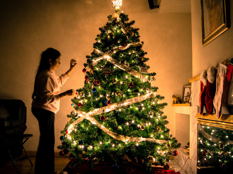 Finding Joy and Peace in the Christmas Season