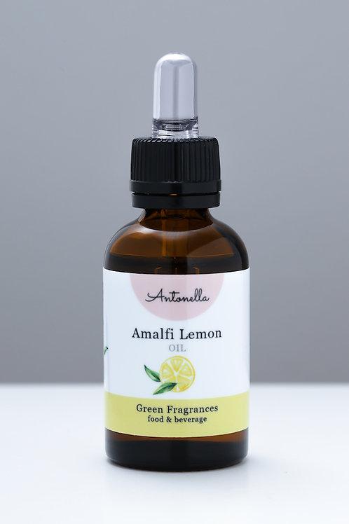 OIL Amalfi Lemon - 30 ml