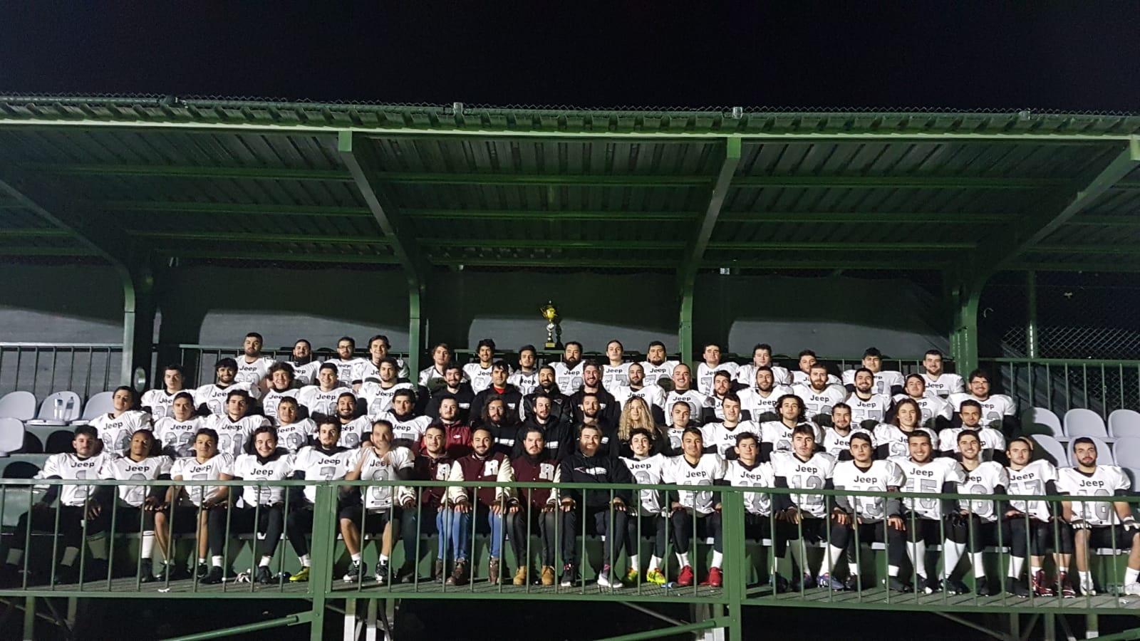Undefeated Collegiate Champions 2019