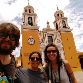 Puebla y Cholula: de historia y gastronomía mexicana