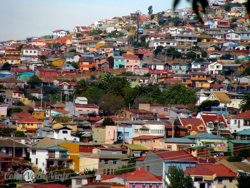 Cerros Valparaiso