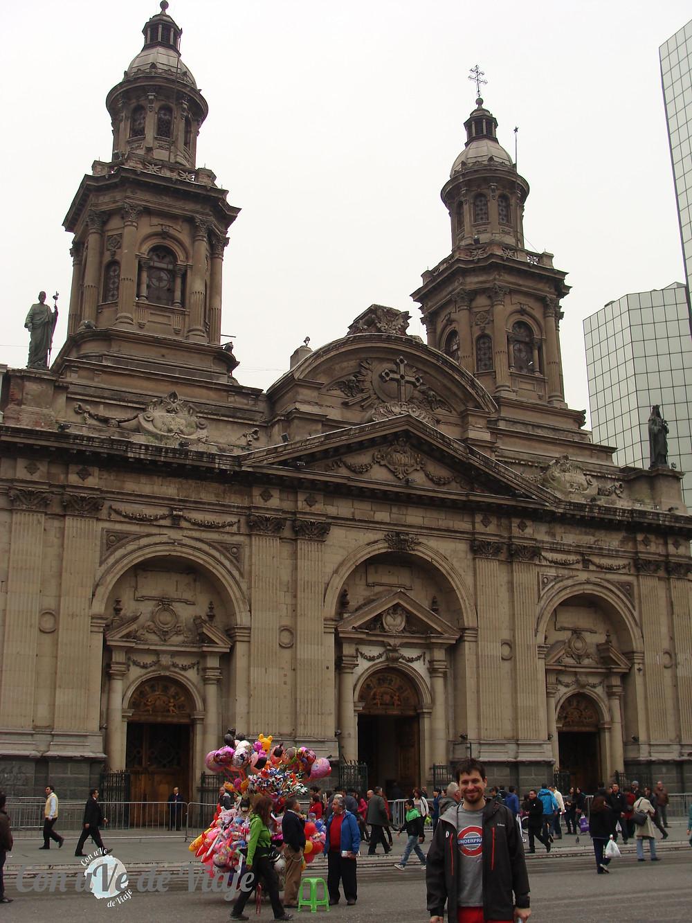 Plaza de Armas Chile