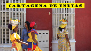 Descubriendo Colombia: Cartagena de Indias