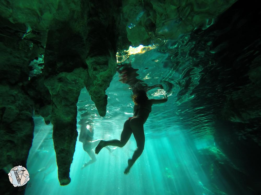 gran cenote mexico tulum