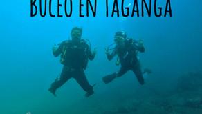 Descubriendo Colombia: Buceo en Taganga