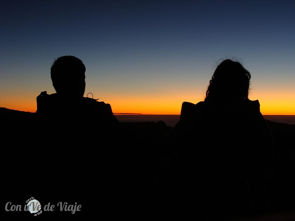 Sunset Cerro Paranal