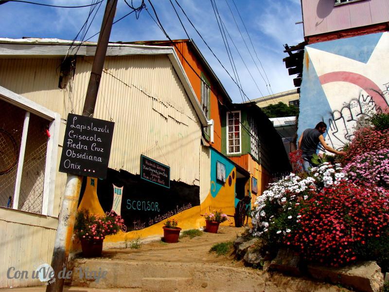 Museo a Cielo Abierto Cerro Bellavista