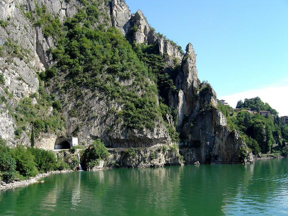 Carretera Lago d'Iseo