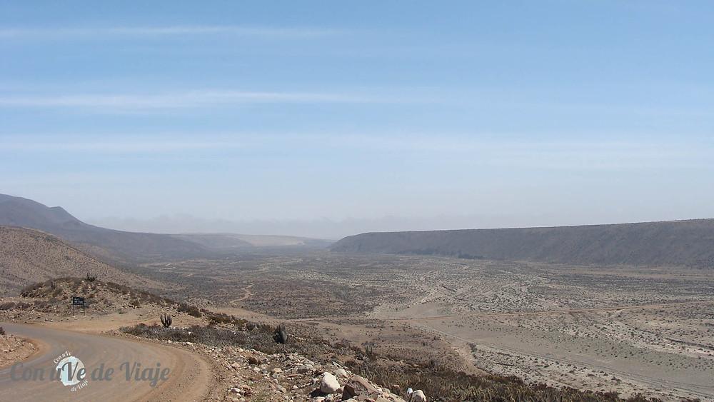 Camino de Punta Choros