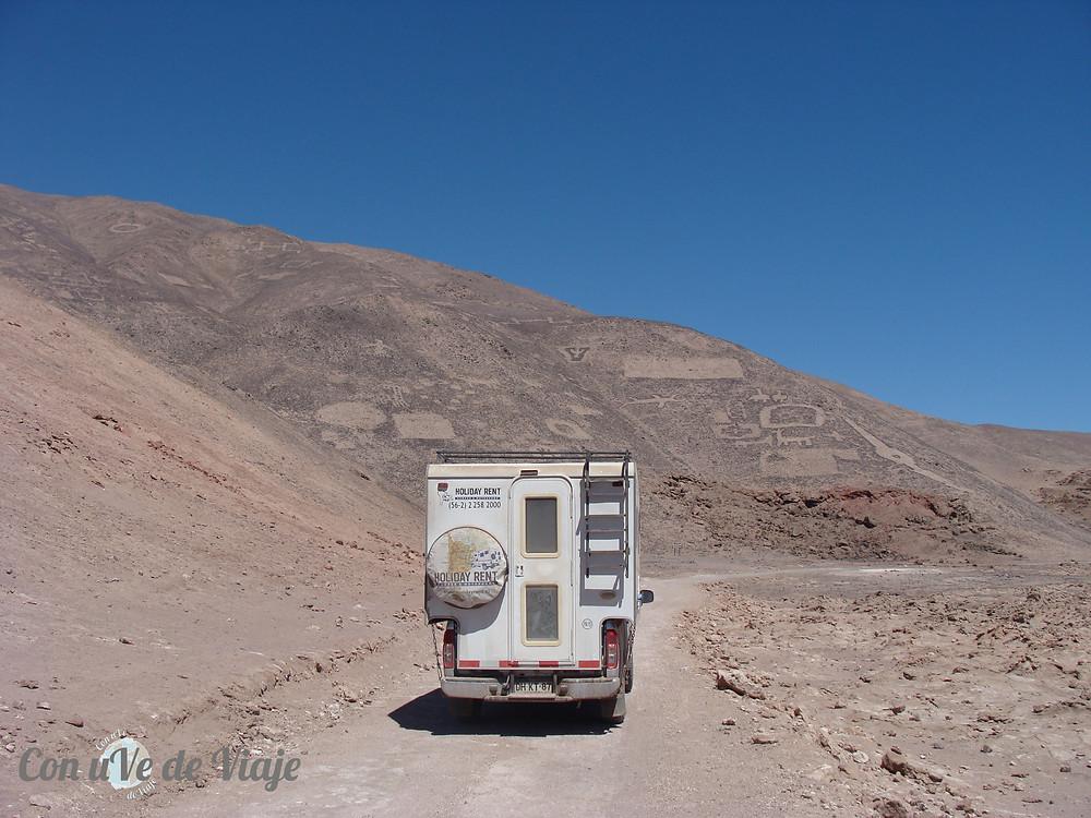 geoglifos cerro pintados