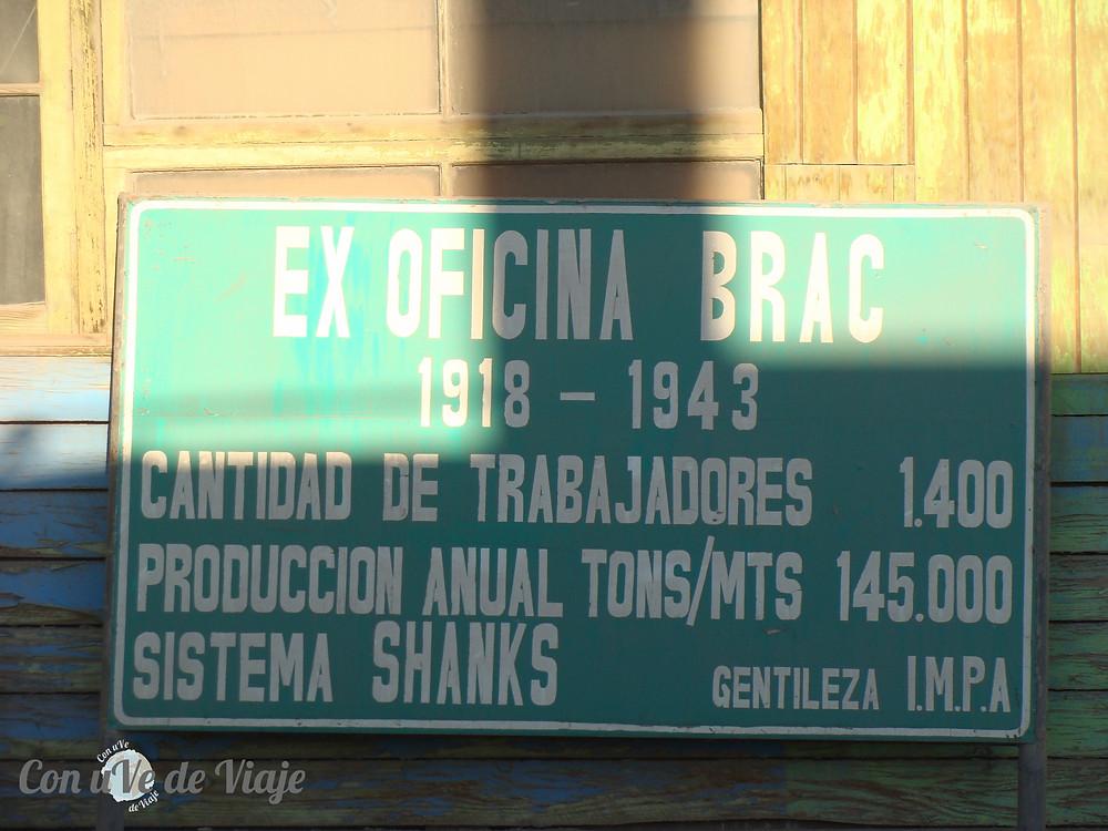 Ex-Oficina minera