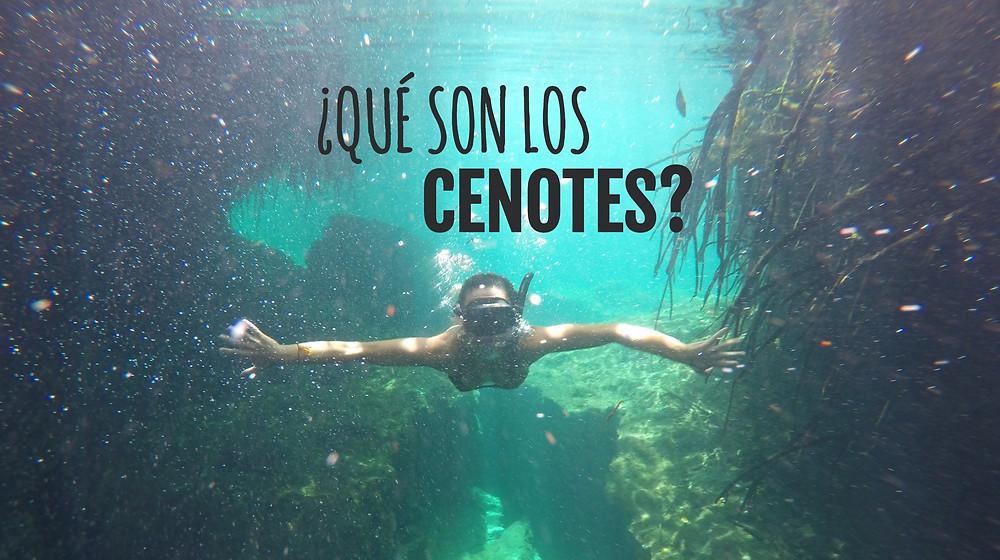 cenotes que son mexico