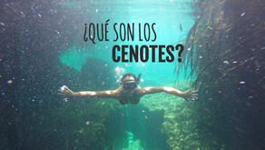 ¿Qué son los cenotes?