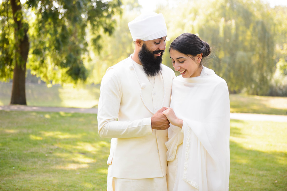 Hakam & Gurnam | Sikh Wedding | London, UK