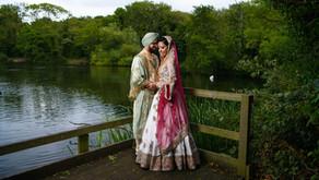 Ajit & Saniya | Sikh Wedding & Reception | Stockley Park
