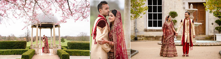 Luxury Asian wedding photography in London
