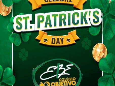 Como é comemorado o St. Patrick's Day?