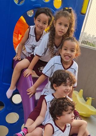 Educação Infantil - Colégio di Biagi