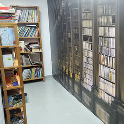 Biblioteca - Colégio Di Biagi