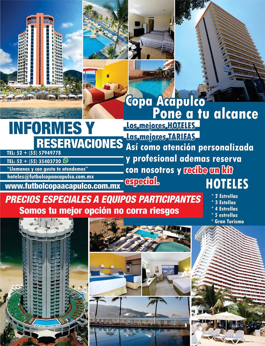 Hoteles XIX Copa Acapulco Internacional