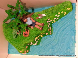 Cyprus cake