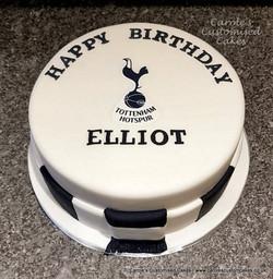 Elliot Spurs cake