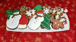 Christmas cookie collection