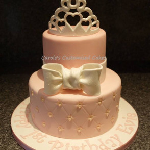 tiara and bow first birthday cake.jpg