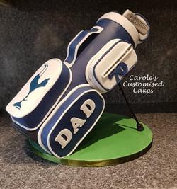 Standing golf bag (2)