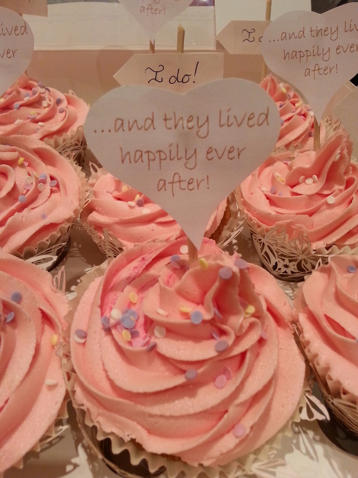 Happily ever aftercupcakes