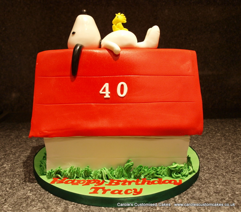 Kennel cake