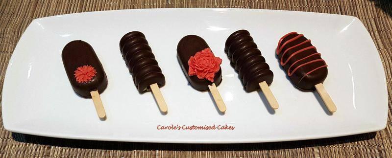 cake pop lollies