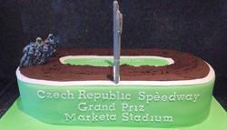 Speedway cake