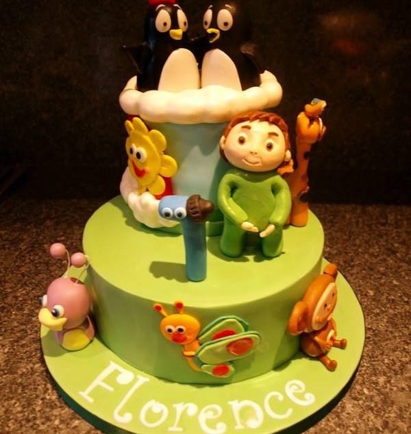 two tier first birthday cake.jpg