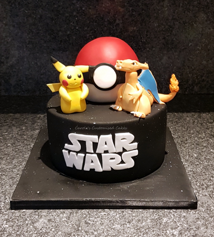 Star Wars meets Pokemon