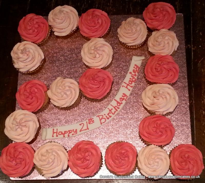21 Cupcakes