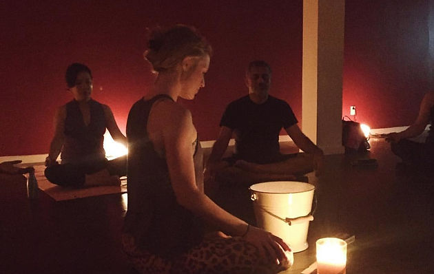 NYC Midtown Manhattan Yoga Spa Retreat | Yoga Spa Lounge