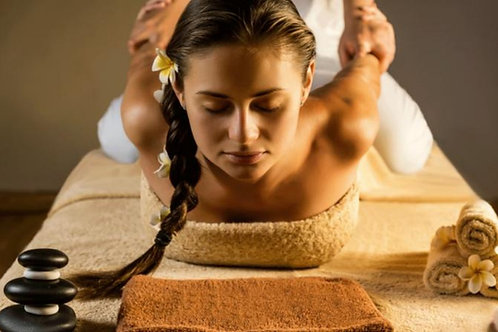 Scrub + Deep Tissue Massage